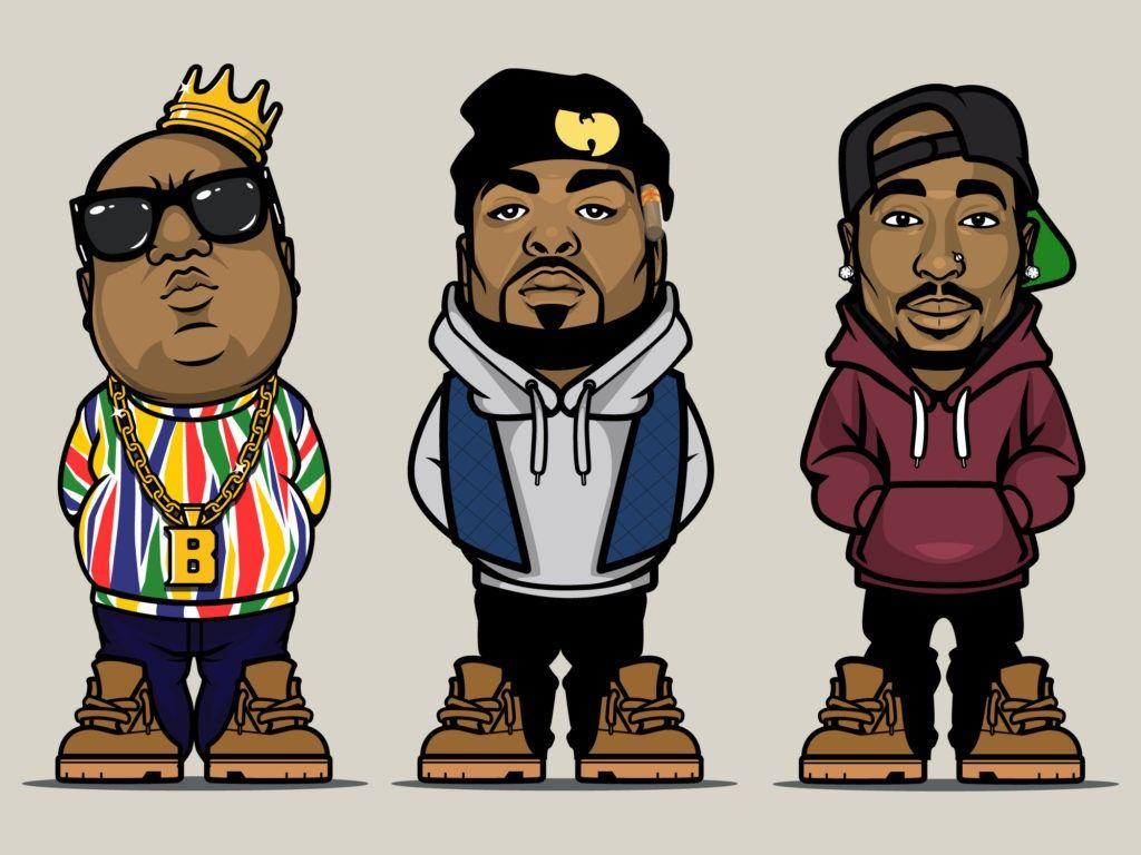 Journal Hip Hop Artwork Graffiti Cartoons Swag Cartoon