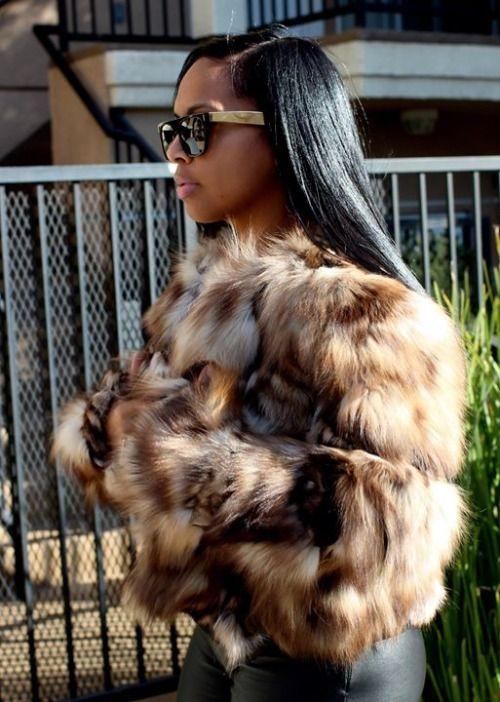 Ethnic spank in fur hotable