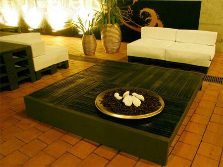 Como hacer muebles con palets de madera