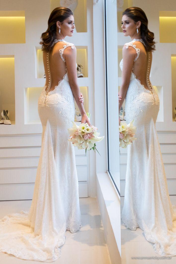 d59e46141 Vestido de Noiva Sereia | vestido de noiva | Vestido de noiva ...