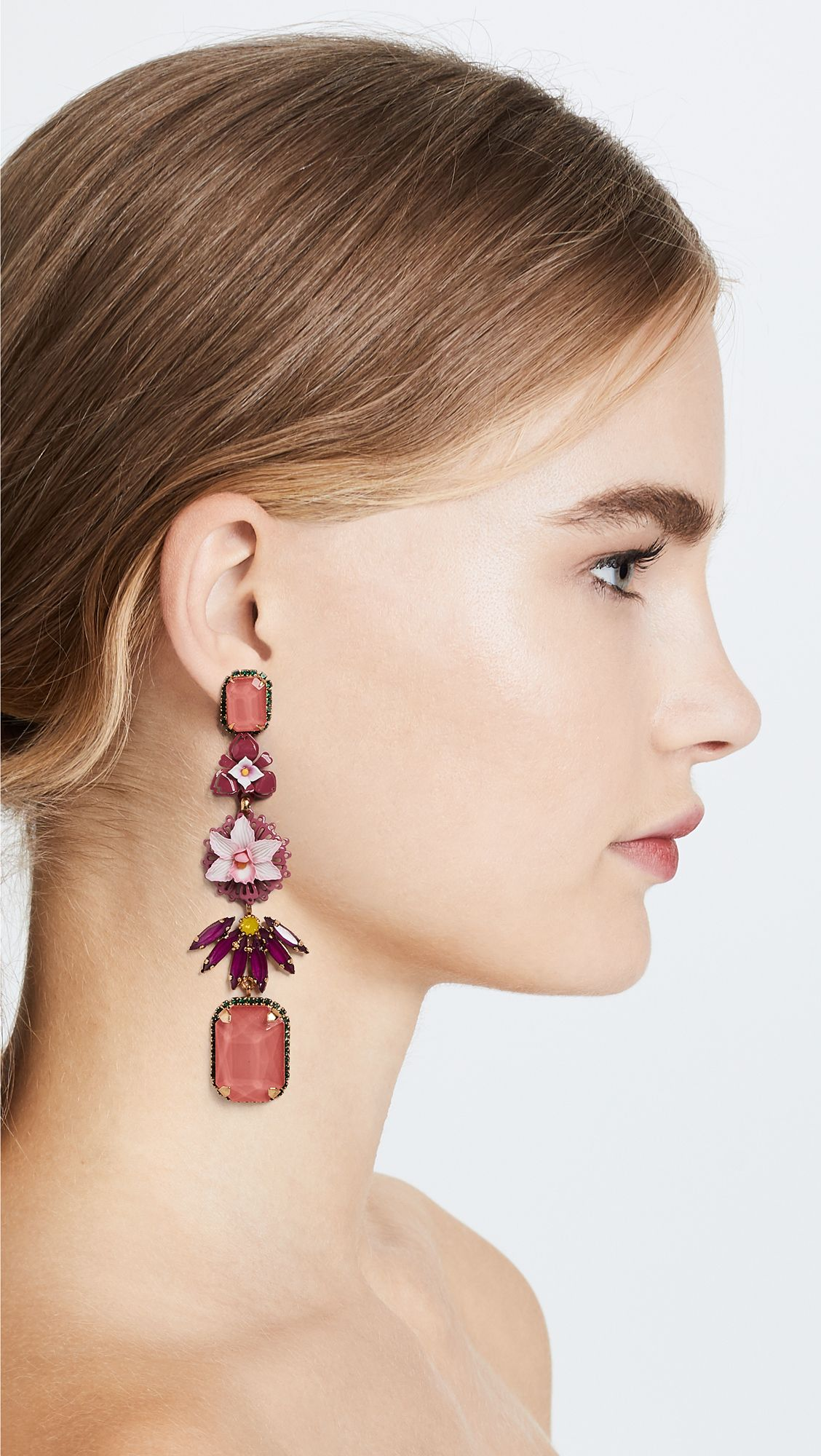 Shoulder Duster Earrings Are the Fall Fashion Week Trend to TryNow