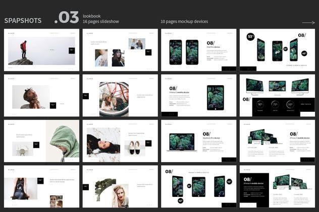 download the fashion keynote presentation templates by boxkayu