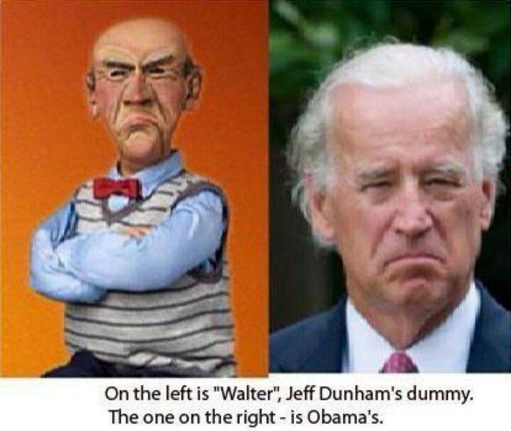 Walter / Biden - Same Difference