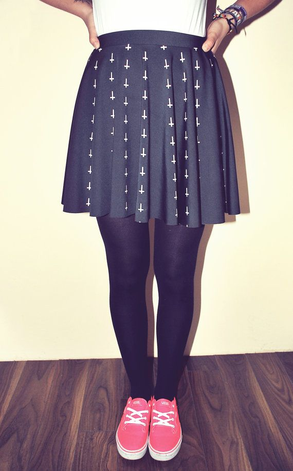 7369cd0fd70392 Black Sin Skirt DeadCute Collection Digital by RoseMothClothing ...
