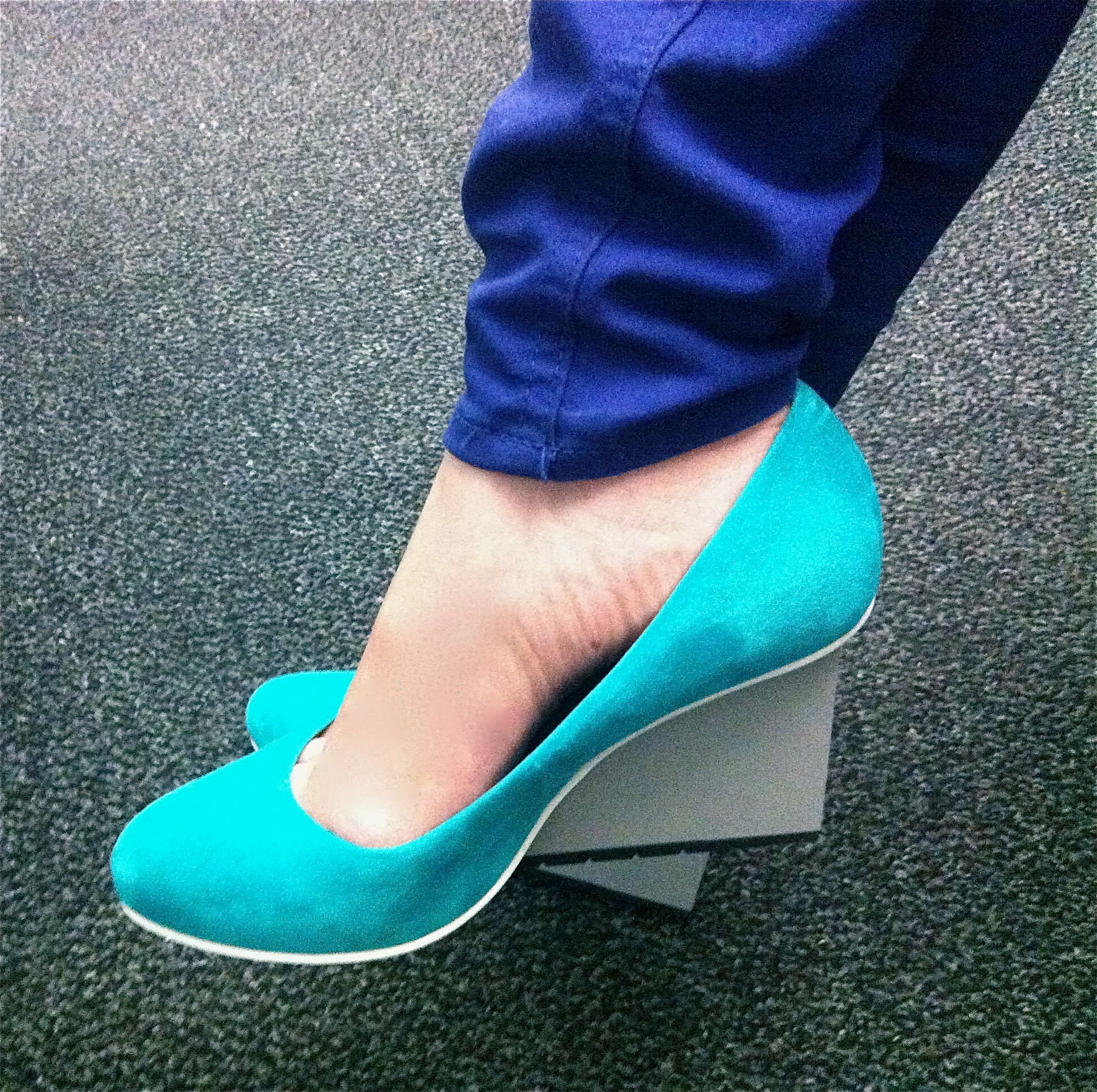 My UNITED NUDE shoes