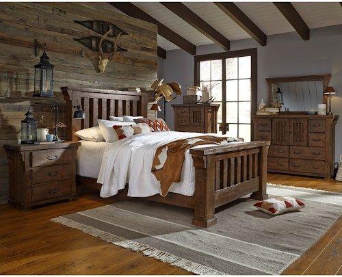 Best Progressive Furniture Forrester King Bedroom Group In 2019 400 x 300