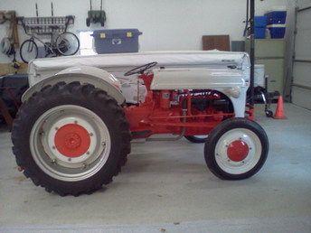 1943 Ford 2N | Old tractor | Tractors, Old tractors, Ford