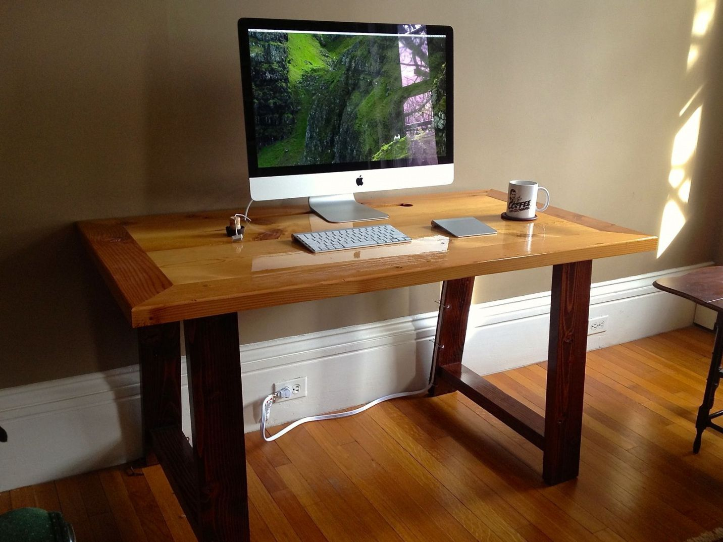 Reclaimed Wood Desks Home Office Luxury Furniture Check More At Http Michael Malarkey