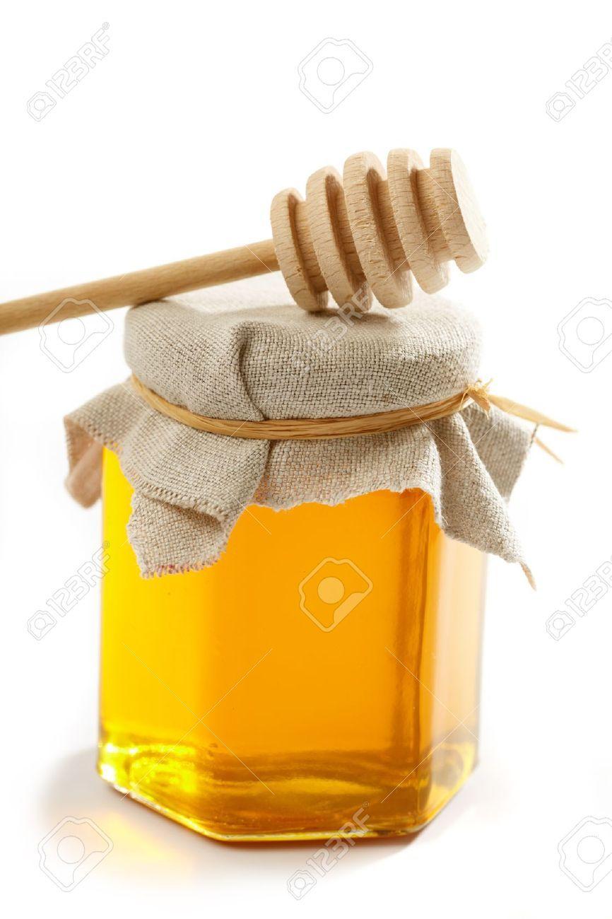Honey Jar Labels Template
