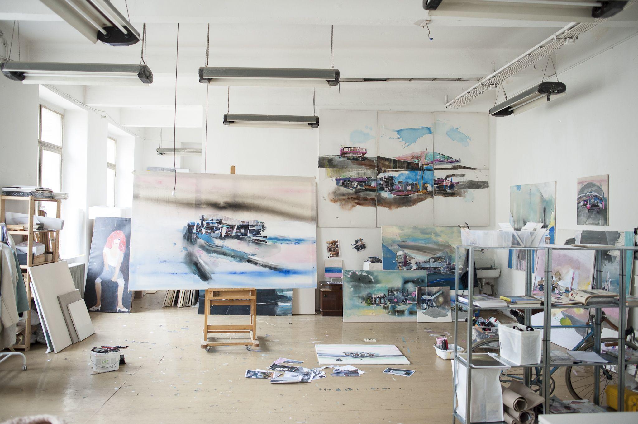 atelier v Kodaňské