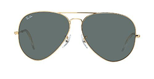 450fda38b90 RAY BAN AVIATOR RB3026 Sunglasses Gold L2846 Large 62mm    Visit the image  link more