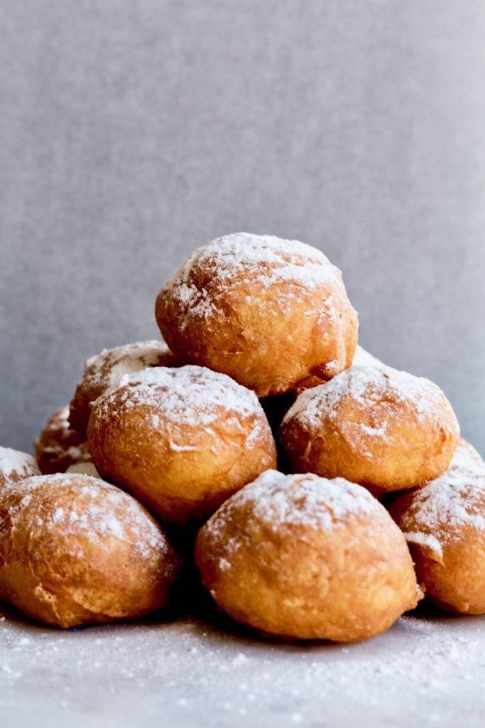 Oliebollen (klassiek) - Een recept van Gwenn's Bakery