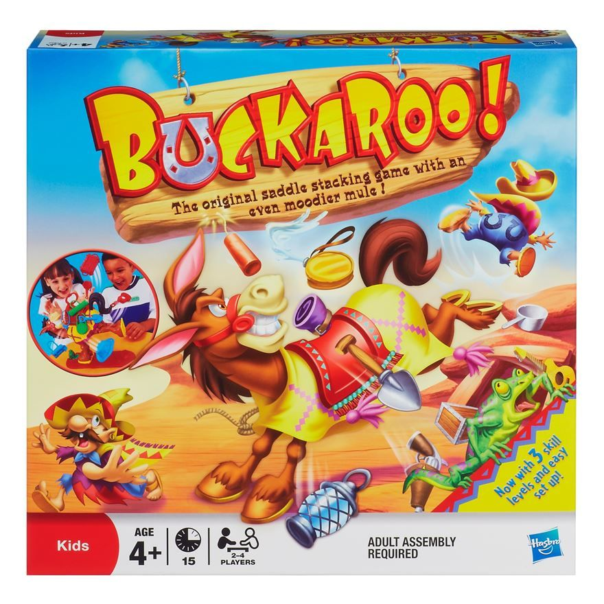 Buckaroo Game Smyths Toys Childrens board games