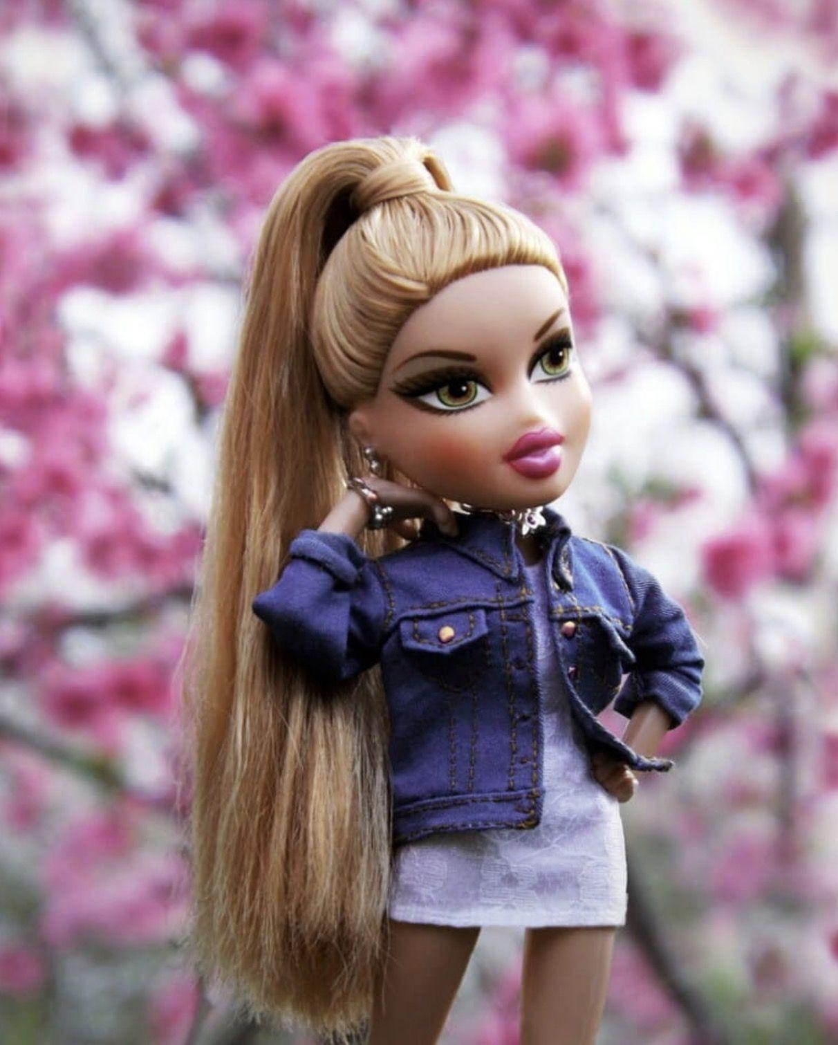 Обои цветы, Кукла, девушка, волосы. Разное foto 17
