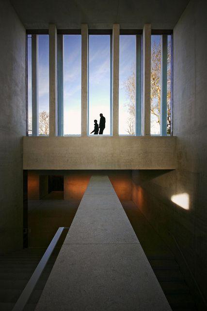 via flickr: Marbach Museum - David Chipperfield