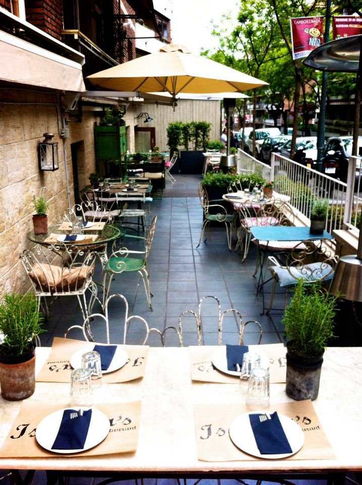 Bessssst Terraza Isabellas Restaurant Barcelona