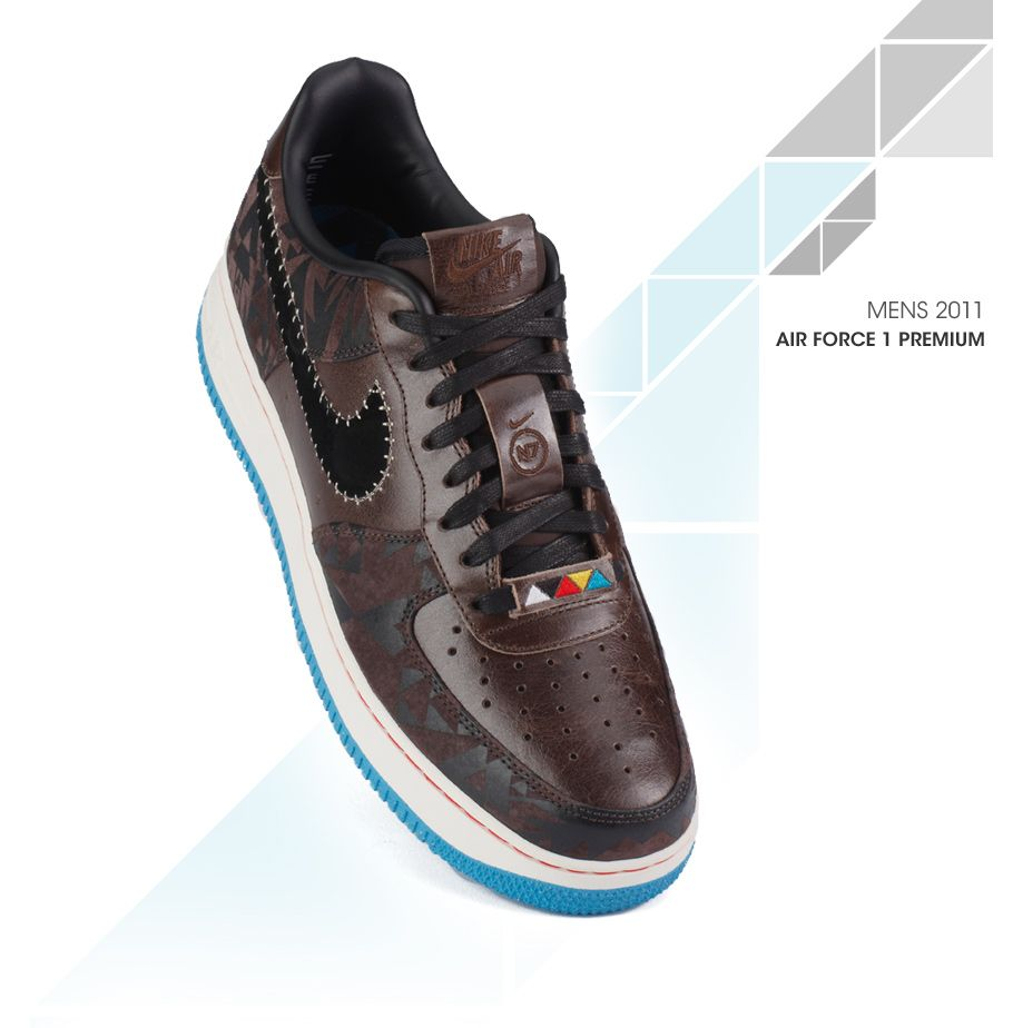 new product f78f6 31f61 ... I want some new kicks, native style, the Nike Air Force 1 07 LE ...