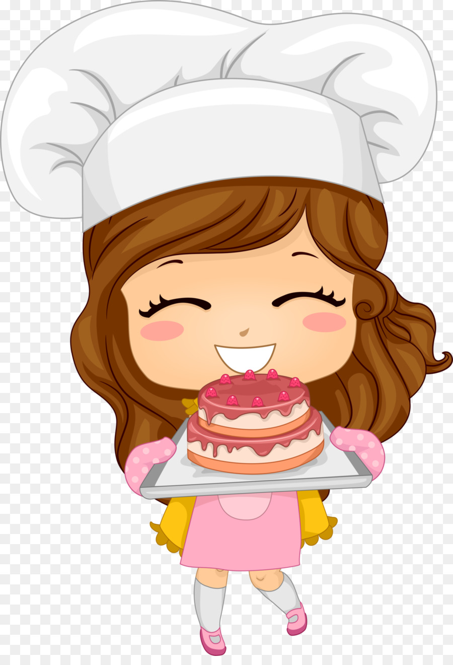 Baker Cartoon Chef Clip art bagel png download 1120