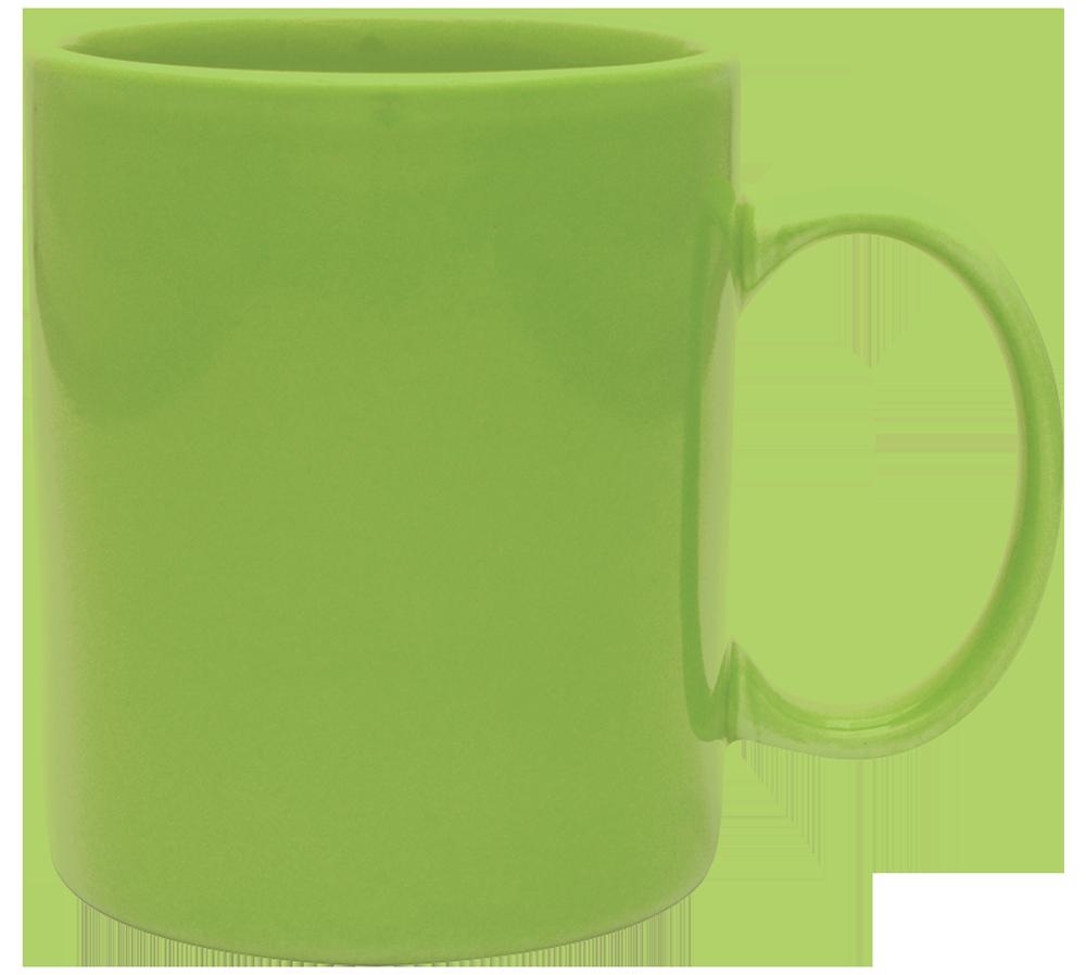 Bulk Custom Printed Drinkware Promotional Items Green