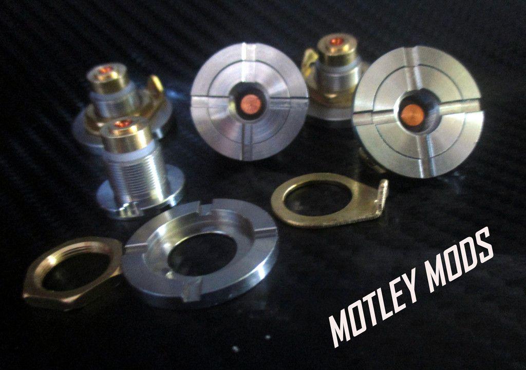 5pcs Motley Mods V1 510 Connector - Motley Mods - 1   box
