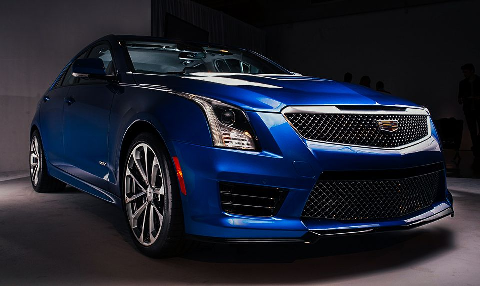 2016 Cadillac ATS-V: Behind the Scenes of a Luxury Release ...