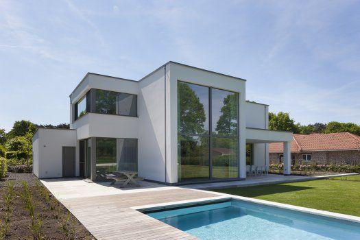 Captivating Home Sweet Home » Zuiver Vakantiegevoel Buiten En Binnen | Moderne Woning    Plat Dak | Pinterest | Villas, House And Modern