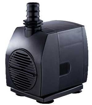 Fountain Tech 1250gph 120v Submersible Stream Pond Fountain Pump Ft 1250 Ft 1250l Wp3500 89 95 Reliable And Ultra Quiet Pond Pumps Fountain Pond Fountains