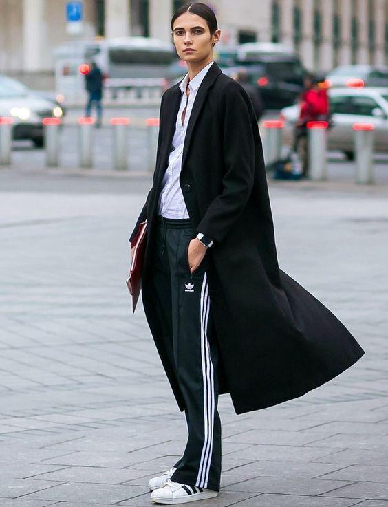 7 Styles zeigen, dass du deine geliebte Jogginghose jetzt überall tragen kannst (auch im Club!) – Louisa Zoé