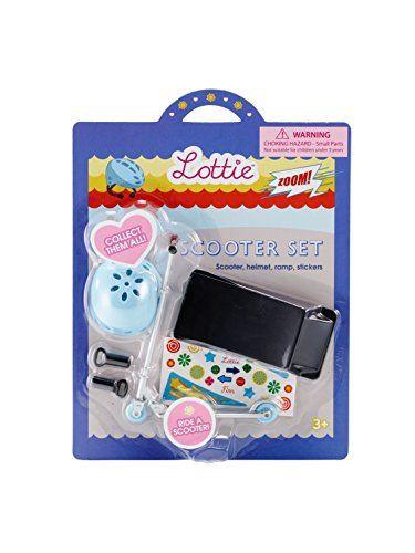 Scooter Set accessories for Lottie doll and Finn boy doll Lottie http://www.amazon.com/dp/B00N2SH01Y/ref=cm_sw_r_pi_dp_3VGEub0N6W8BH