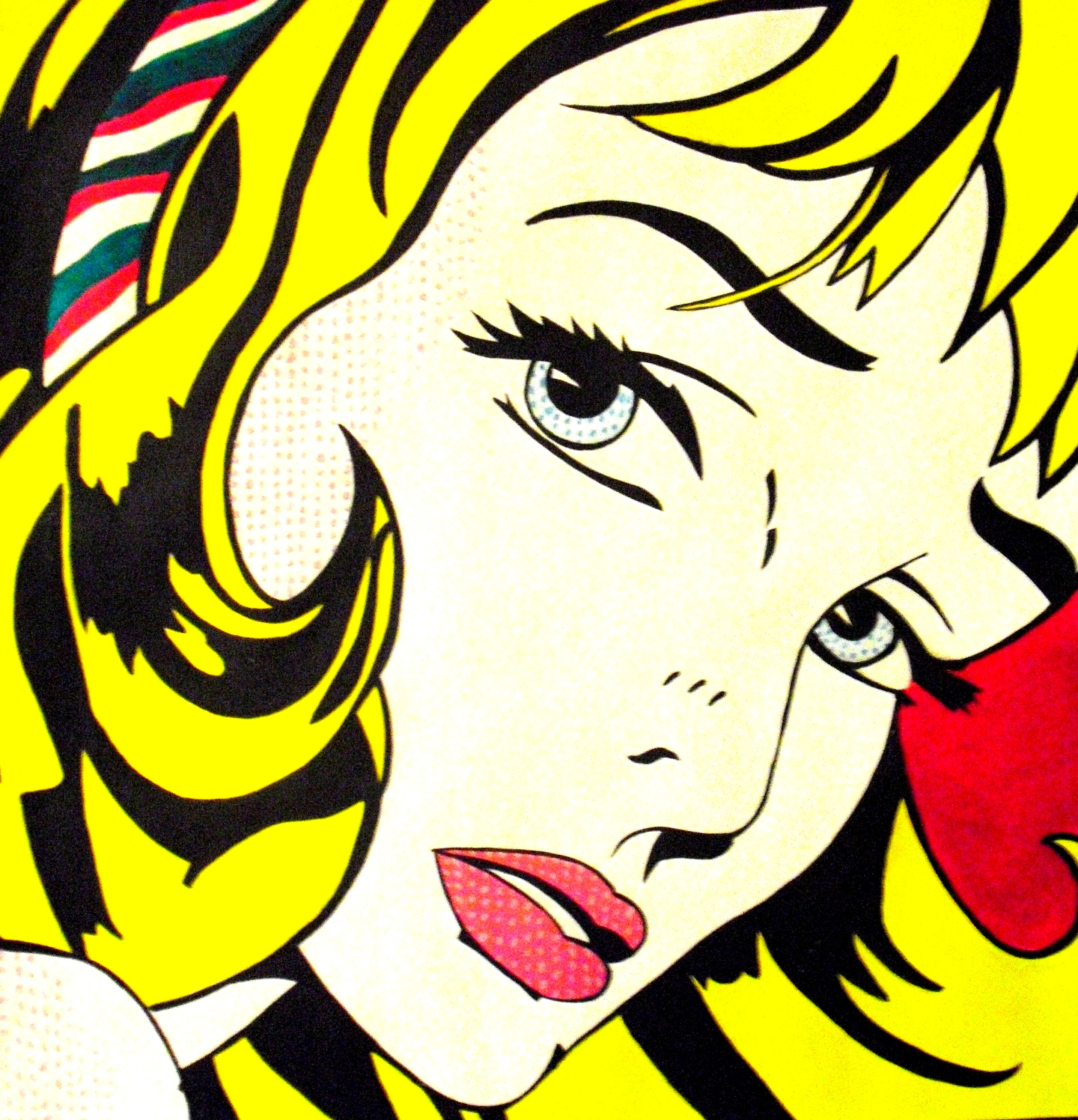 Roy lichtenstein pop art art pinterest - Pop art roy lichtenstein obras ...