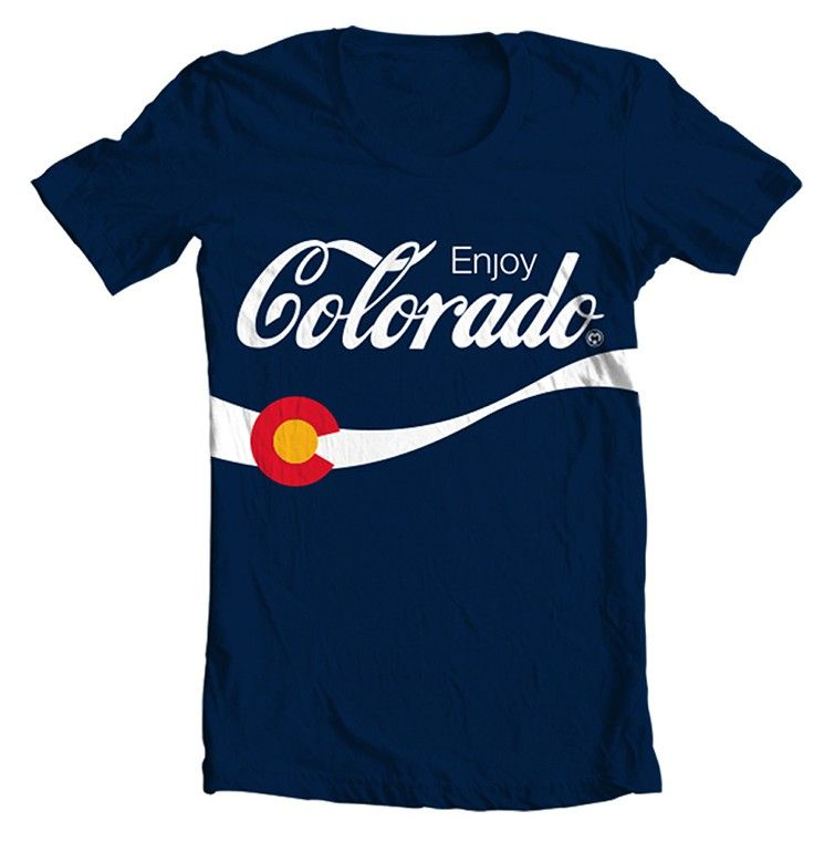 Photos: Top fifteen out-of-the-ordinary Colorado symbol T-shirts