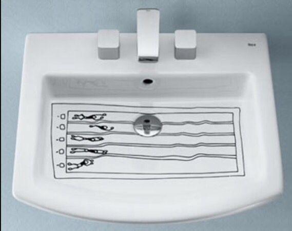 Mariscal lavabo
