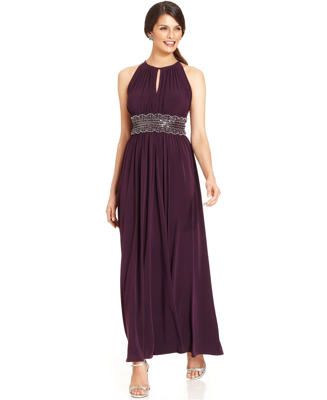 R&M Richards Beaded Gown | Gowns, Bride dresses and Dress online