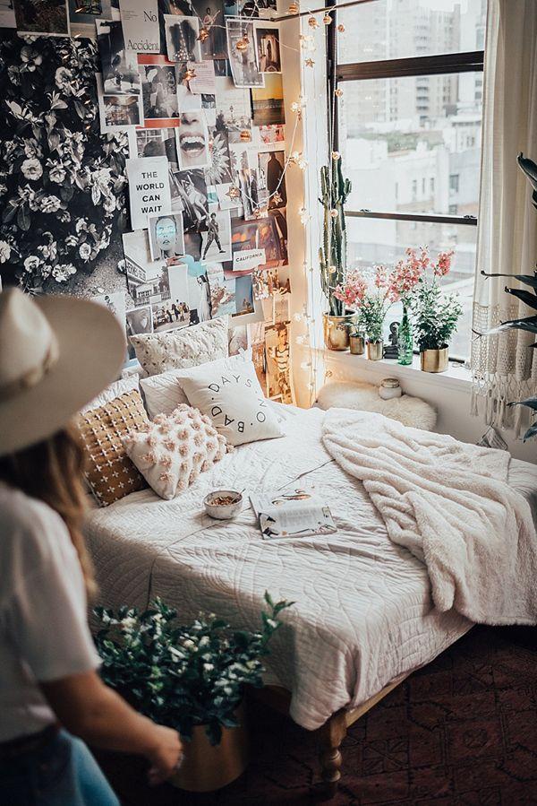 19++ Deco chambre boheme vintage ideas in 2021