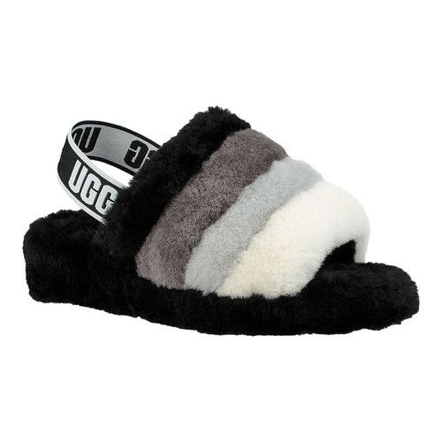 6b97889b9 UGG Fluff Yeah Slingback in 2019 | Products | Shearling slippers ...