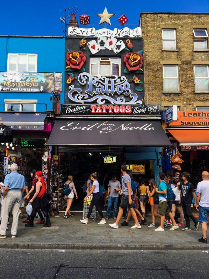 Camden Town: Camden, Tourist Places, Camden Town