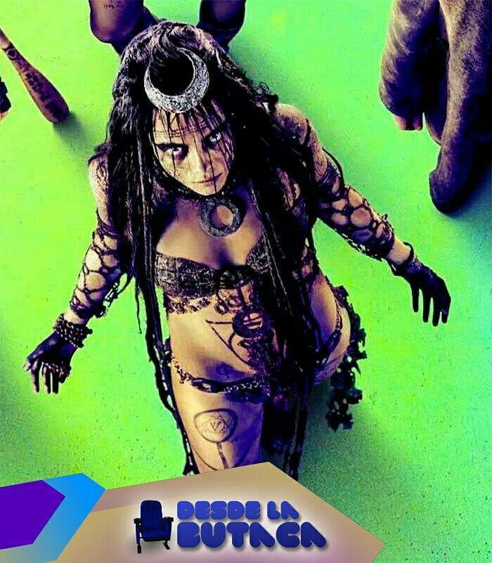 Aquí les dejamos a #CaraDelevingne en su papel como #Enchantress en #EscuadrónSuicida #SuicideSquad.  Ve el Trailer oficial en nuestra página link en la bio>>> #DLB #DesdeLaButaca Lee más al respecto en http://ift.tt/1hWgTZH Lo mejor del Cine lo disfrutas #DesdeLaButaca Siguenos en redes sociales como @DesdeLaButacaVe #movie #cine #pelicula #cinema #news #trailer #video #desdelabutaca #dlb