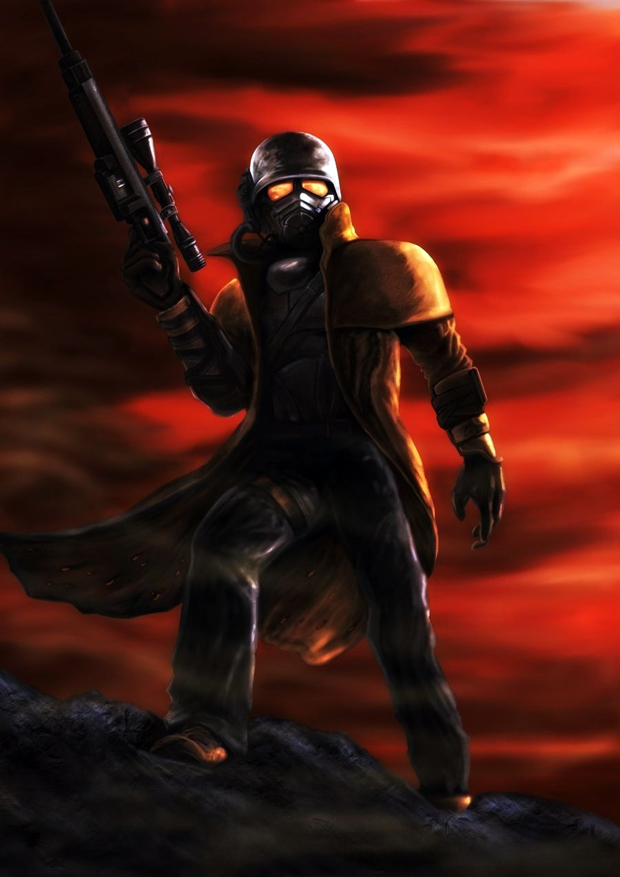 Veteran Ranger Armor Fallout Art Fallout New Vegas Fallout Cosplay