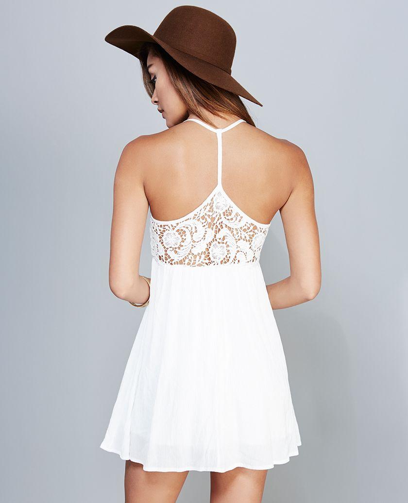 Dreamy Crochet Slip Dress Dreamy Crochet Slip Dress