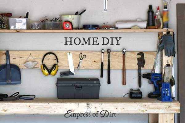 DIY projects to make for your home