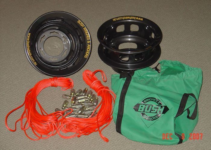 The Bush Winch The Best Of The Wheel Winches Chevy Avalanche Winches Winch