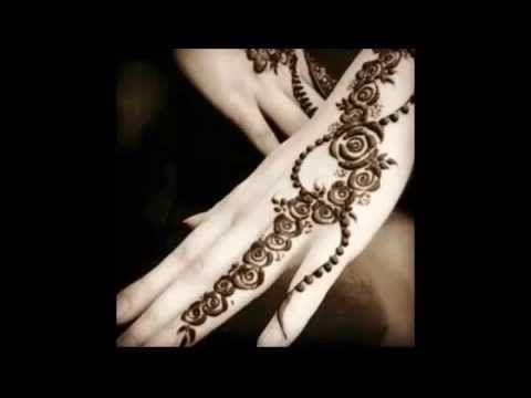 Beautiful Henna Patterns أجمل نقوش الحناء للبنات Youtube أجمل زخارف حنا لليدين نقوش حناء جميلة نقوش حناء للبنا Latest Mehndi Designs Mehndi Designs Henna