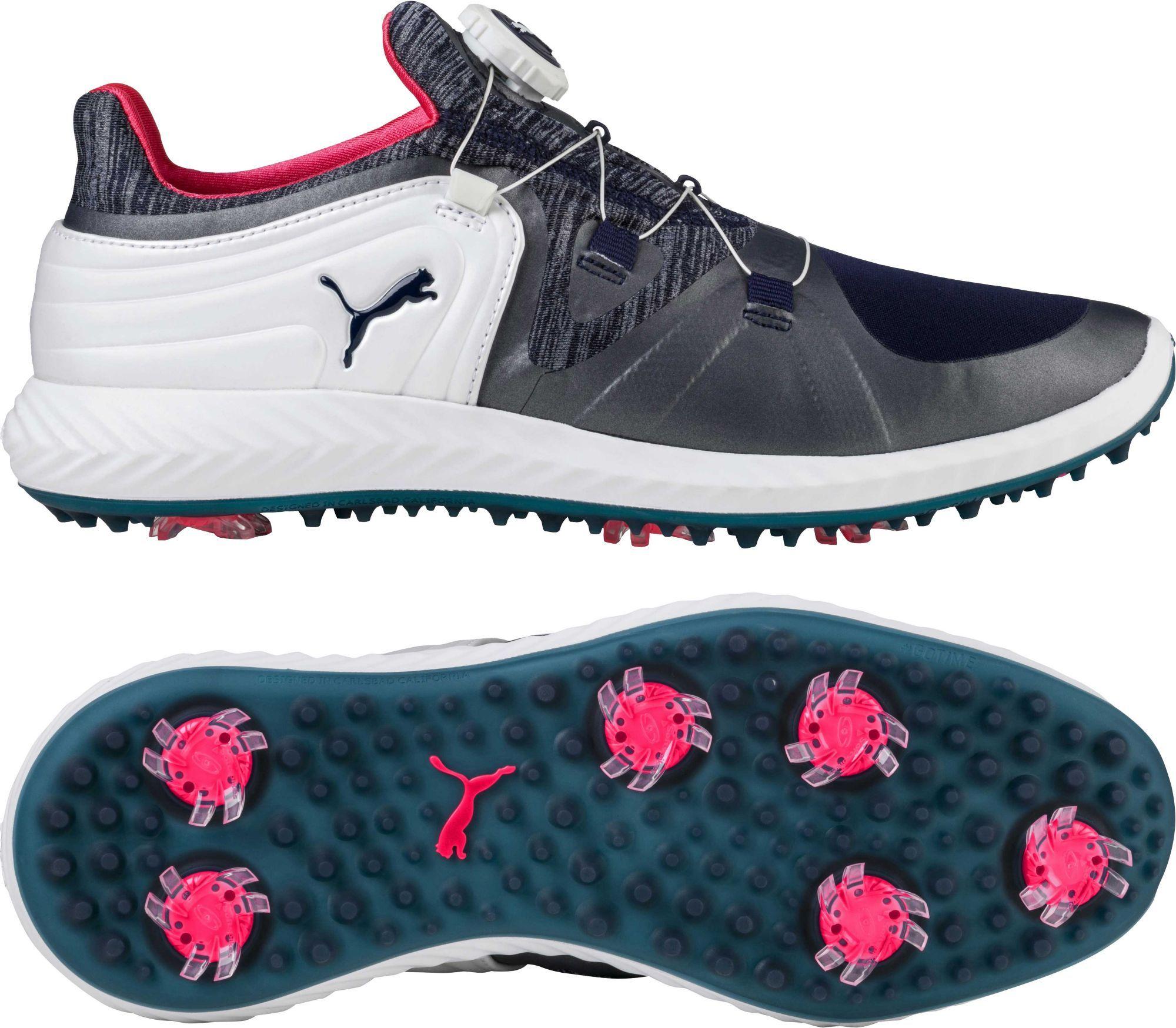 74851b1d Puma Women's Ignite Blaze Sport Disc Golf Shoes, Size: 5.5, Gray ...