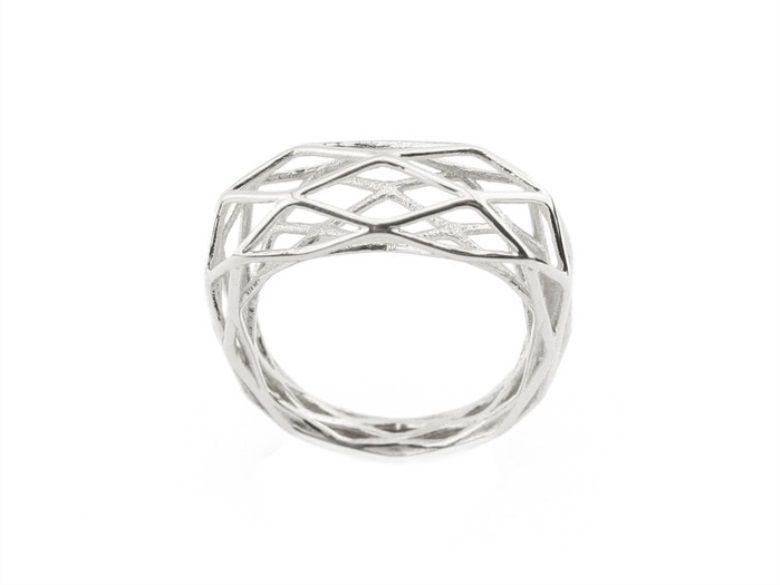 Gridlock Ring