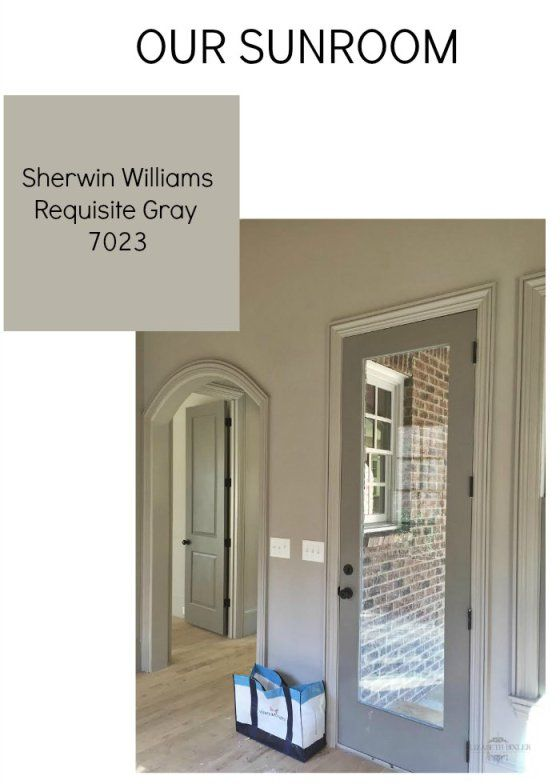 Sherwin Williams Gray Versus Greige Greige Paint Sherwin Williams Sherwin Williams Paint Colors Sherwin Williams Gray