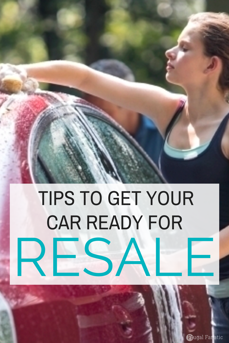 Need help getting your car ready for resale? Check out these tips! Even small changes can make a big difference on the amount of money you can make.