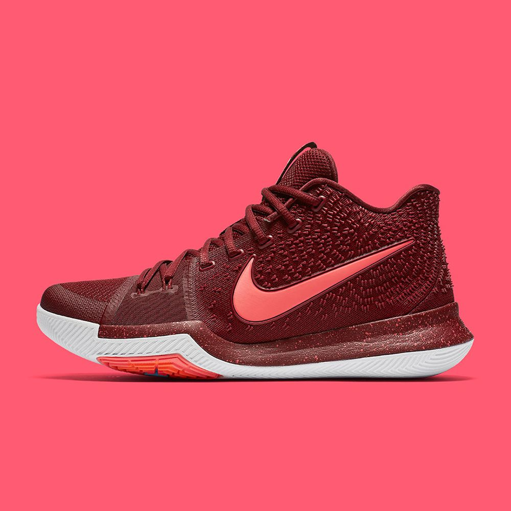 finest selection c2b2f de7fe Nike Kyrie 3 EP (852396-681) Warning Hot Punch Pre Order and Release on 16  Jan  solecollector  dailysole  kicksonfire  nicekicks  kicksoftoday   kicks4sales ...