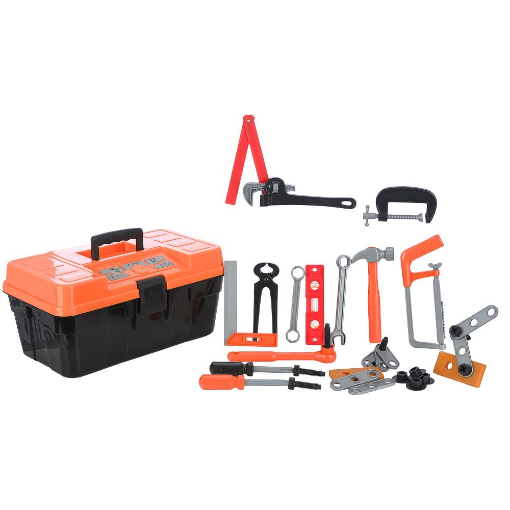The Home Depot Talking Tool Box - Toys R Us - Toys \