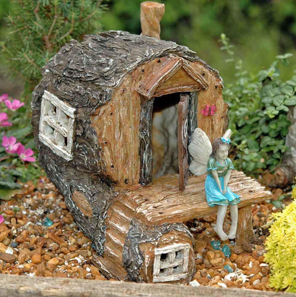 Fairy Garden Houses, Fairy Tree