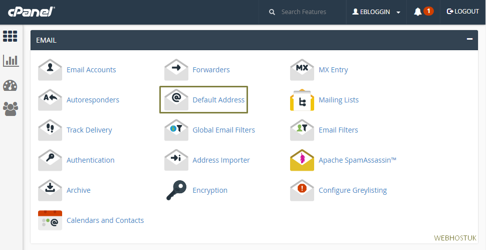 How to Create an Email Forwarder in cPanel Cpanel